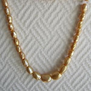 Gold chunks