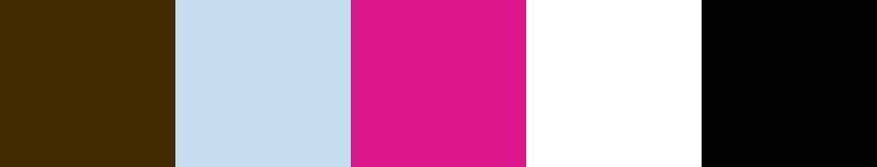 delfinelise.com palette