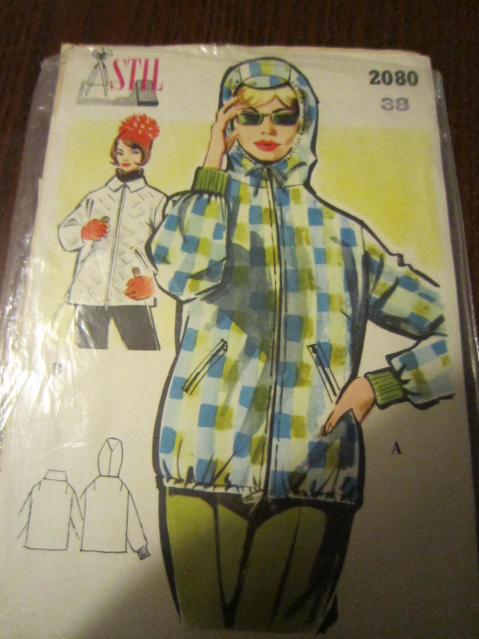 stil 2080 pattern vintage