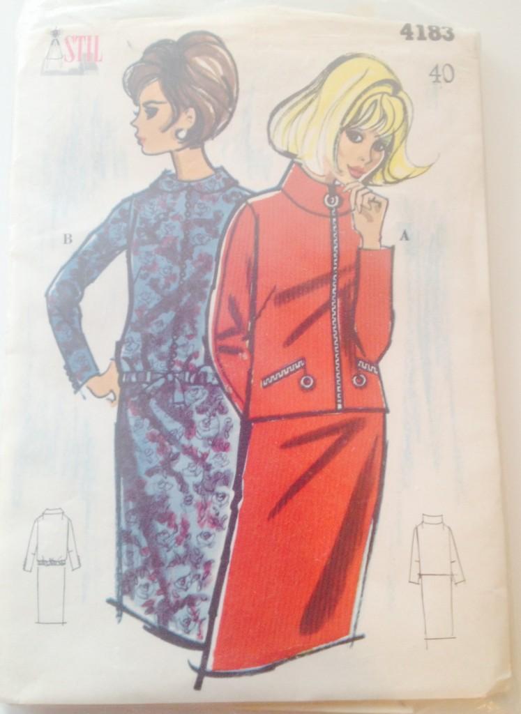 stil 4183, vintage pattern