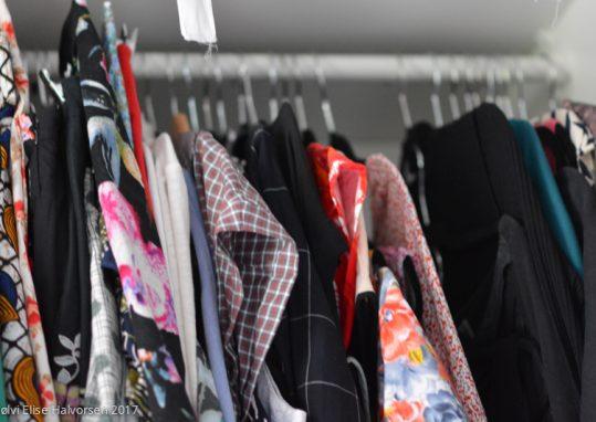 A handmade wardrobe?