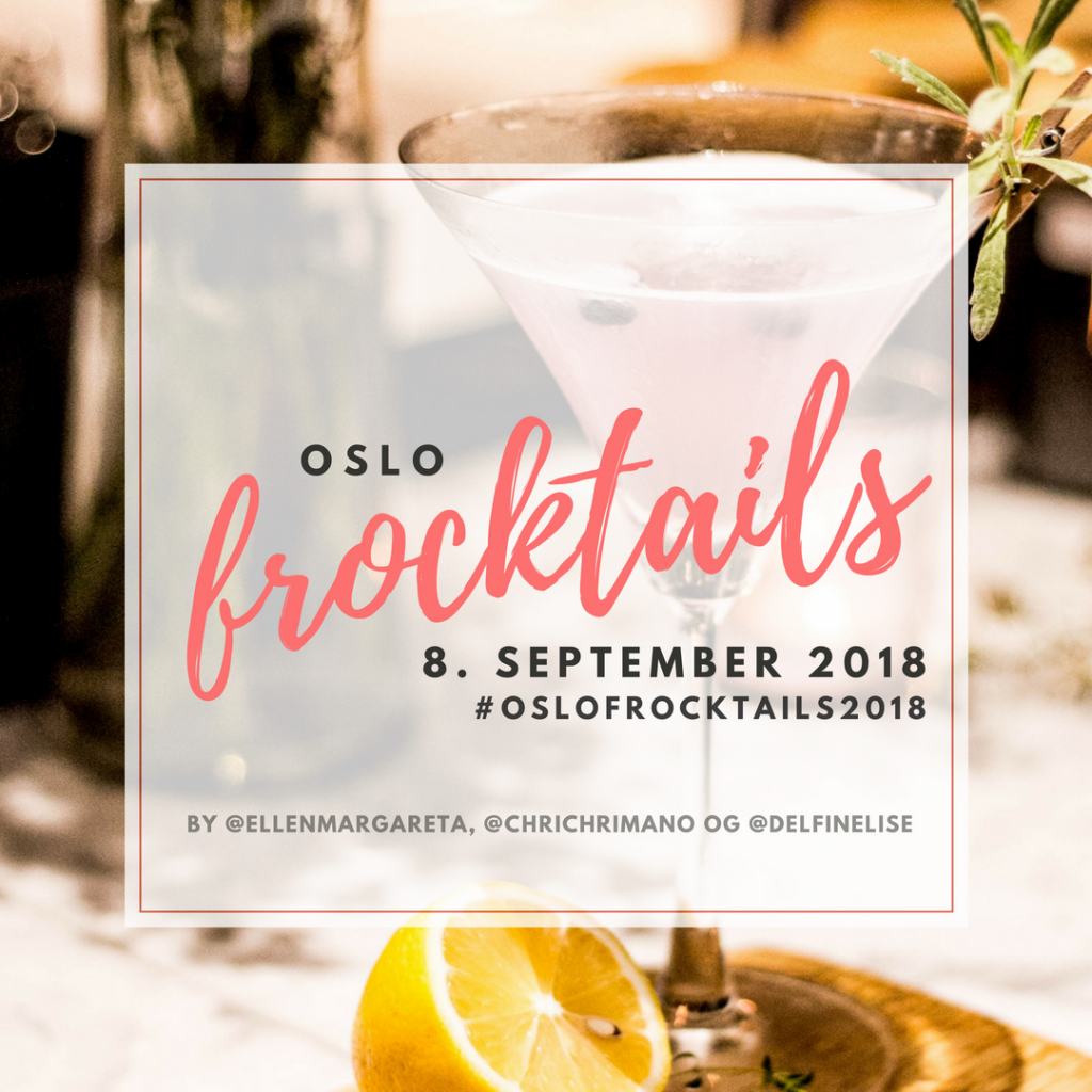Oslo Frocktails 2018