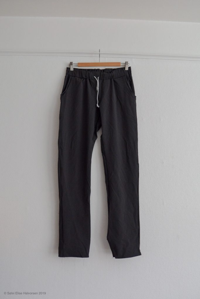 Hudson pants by TrueBias, made by delfinelise